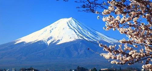 Nhật Bản có 4 mùa rõ rết