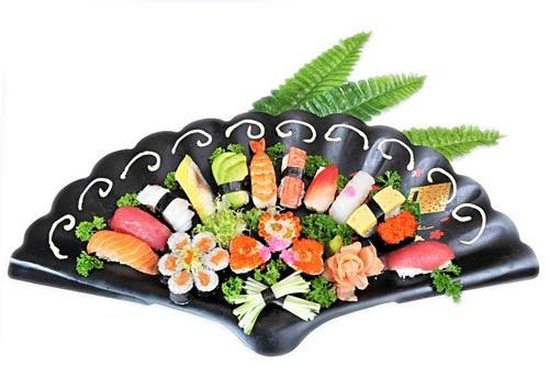 Các món ăn của Nhật thường không hợp khẩu vị của nhiều ngườ Việt Nam