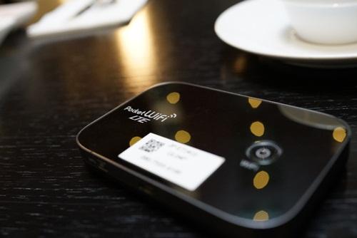 Pocket wifi là một hình thức phát wifi ở Nhật