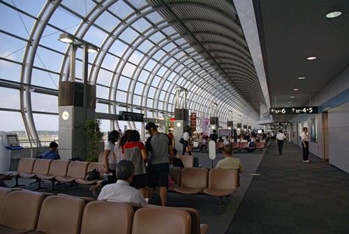 Wifi miễn phí ở khu vực sân bay quốc tế